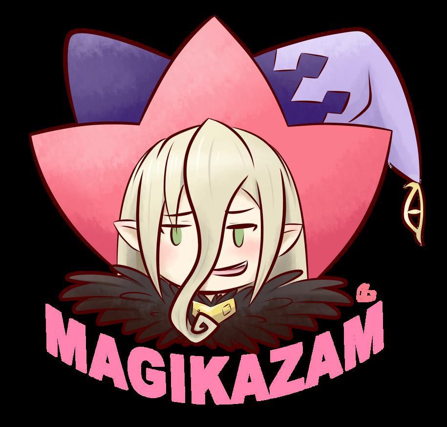 Magikazam! by LoliTomatoBunny