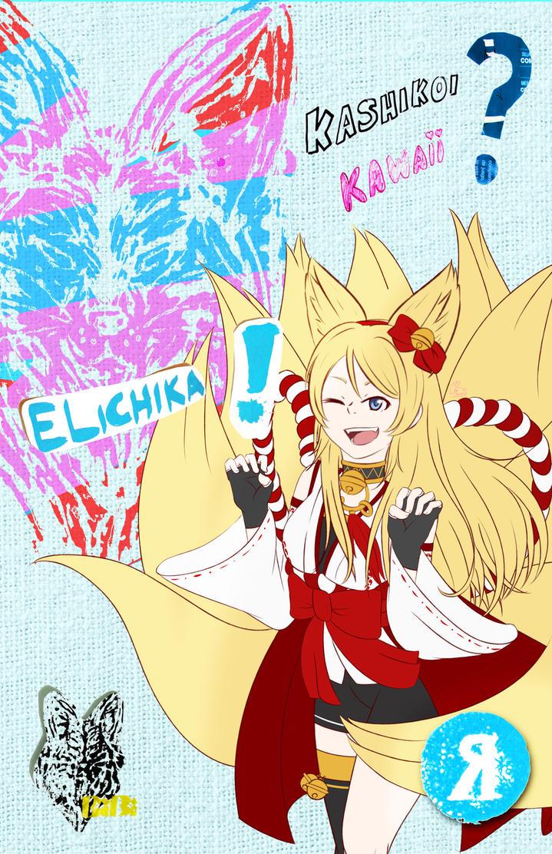 Elichika! by LoliTomatoBunny