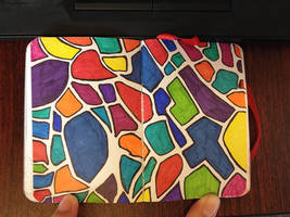 #37 Colored Stone Shapes by LucyQ602