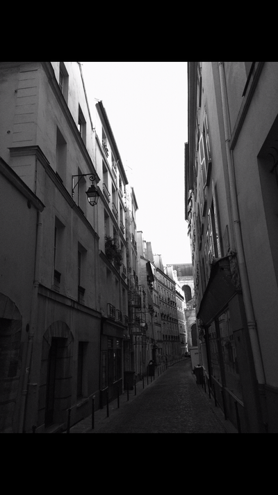 Paris by hjaye