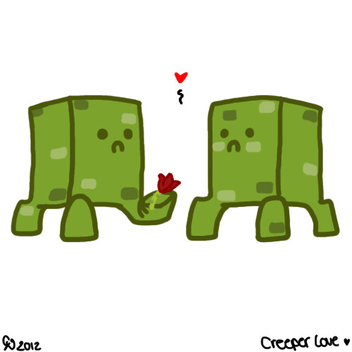creepers in love