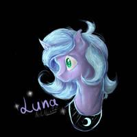 Princess Luna by Nataly77