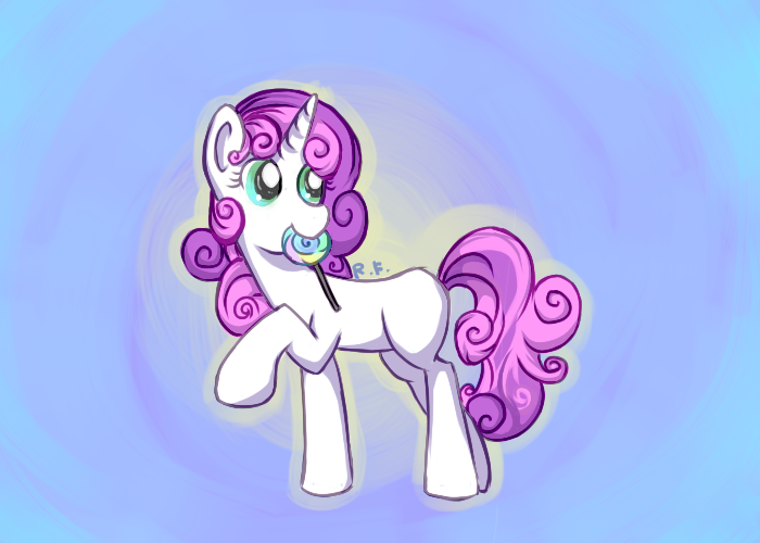 Sweetie Bell by Renaifoxi