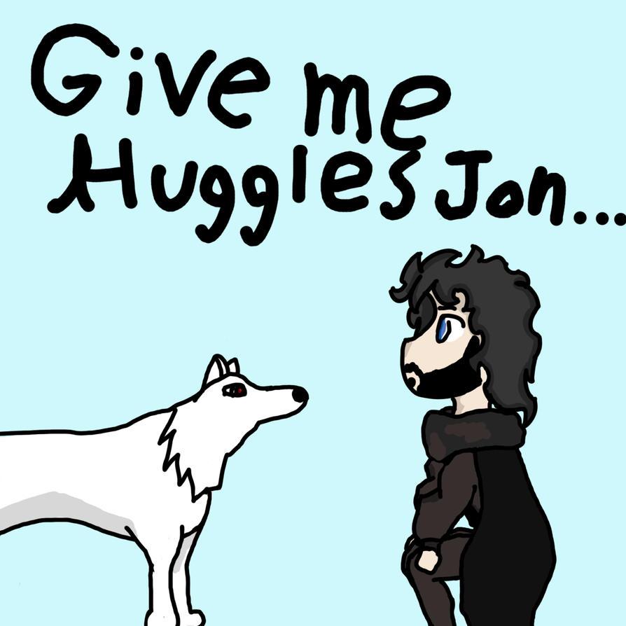 Huggles by HabitualNocturne