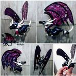 Custom Made Cynder Figure by KhleoX0