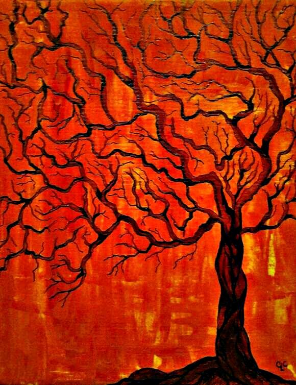 tree by pmsbagadoughnuts