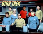 Big Bang Theory: STAR TREK style