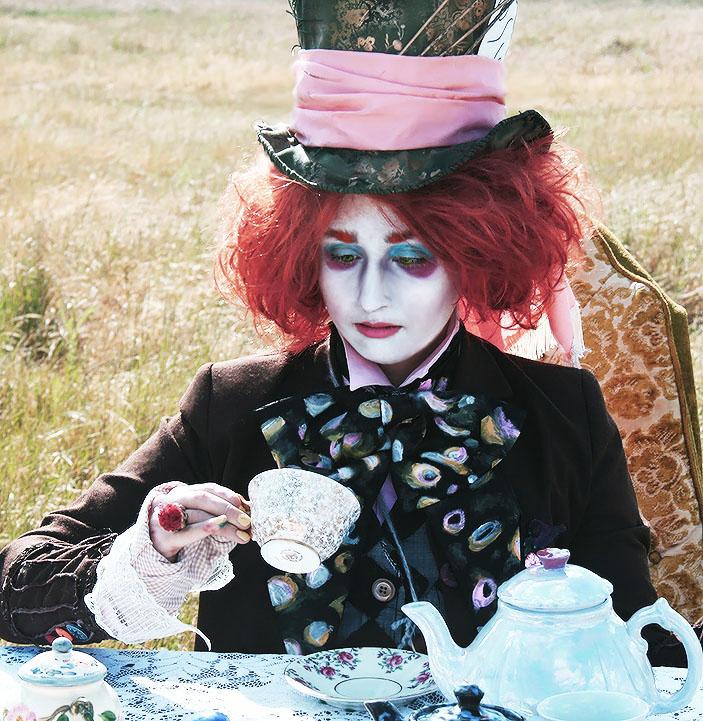 OK, WHO drank my tea? by Scarry