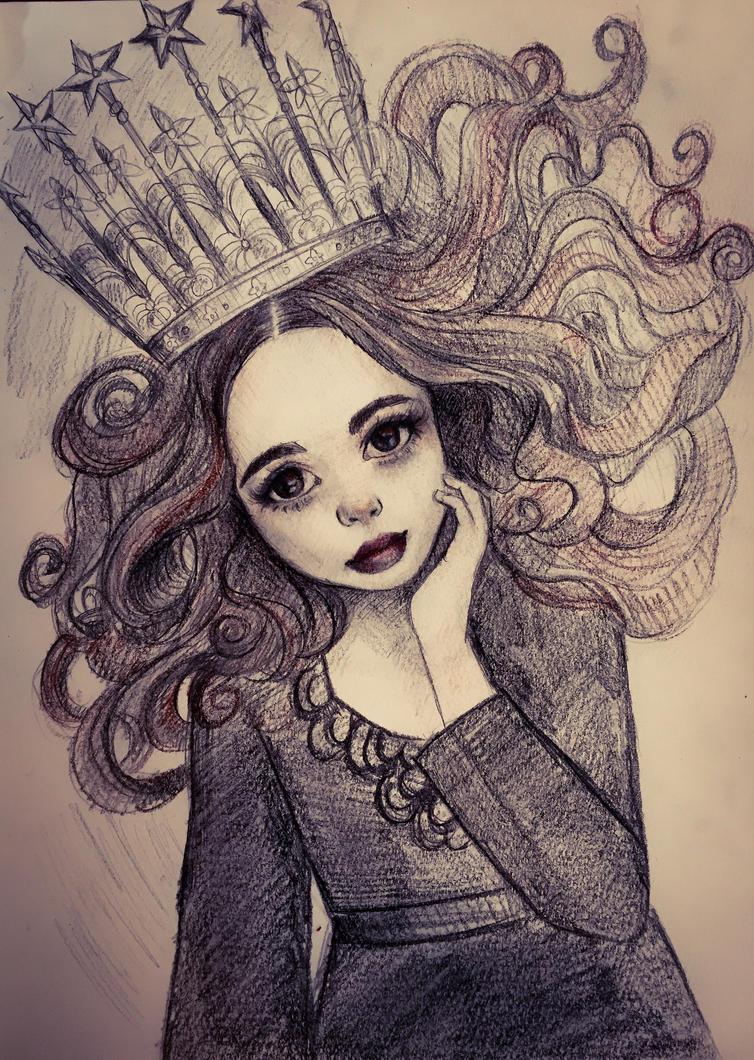 La petite reine  by Scarry