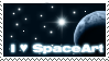 SpaceArt Stamp by Scarry