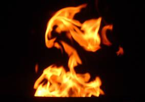 flames 14 / farenheit 451 2005 by Eris-stock