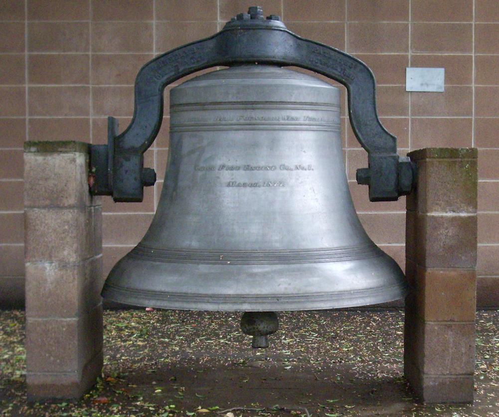 Big Bell by Eris-stock