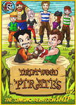 Driftwood Pirates #2 Cover