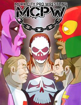 MCPW #1 Cover Art