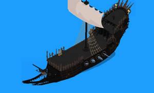 Mighty Pirates: My Ship - 'The Crocodile Machine'