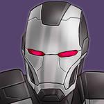 Avengers War Machine Avatar
