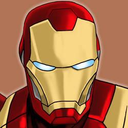 Avengers Iron Man Avatar