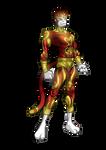 Monkey San - Asian Superhero