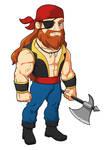 Driftwood Pirates - Jager Tidesmasher