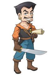 Driftwood Pirates - Captain Jor Reno