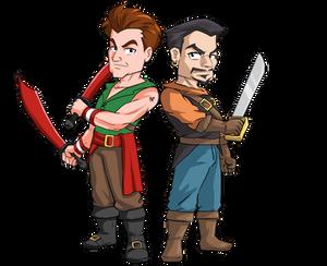 Driftwood Pirates - Rivals V1