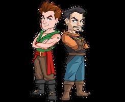 Driftwood Pirates - Rivals V2