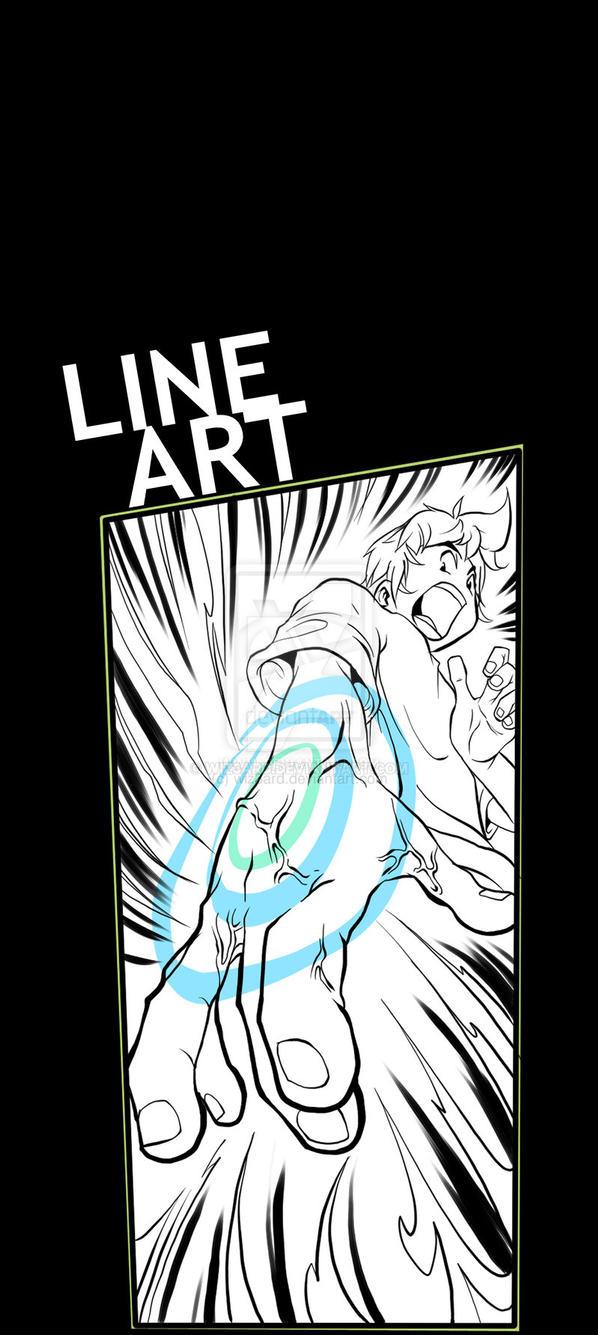 15 Line Art by wiz3ard