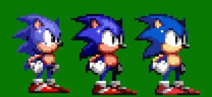 Sonic Custom Sprite