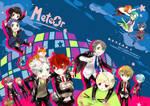 METEOR starry sky fanbook 3