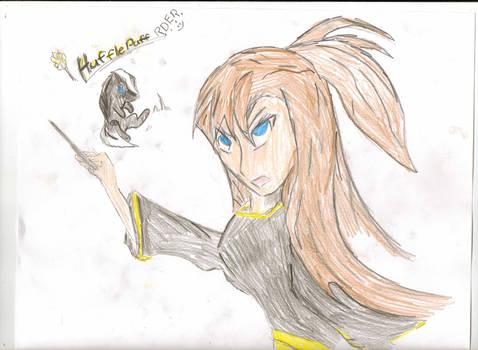 Harry Potter OC-Hufflepuff