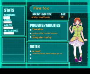 meet fire fox by Neon-Hitch