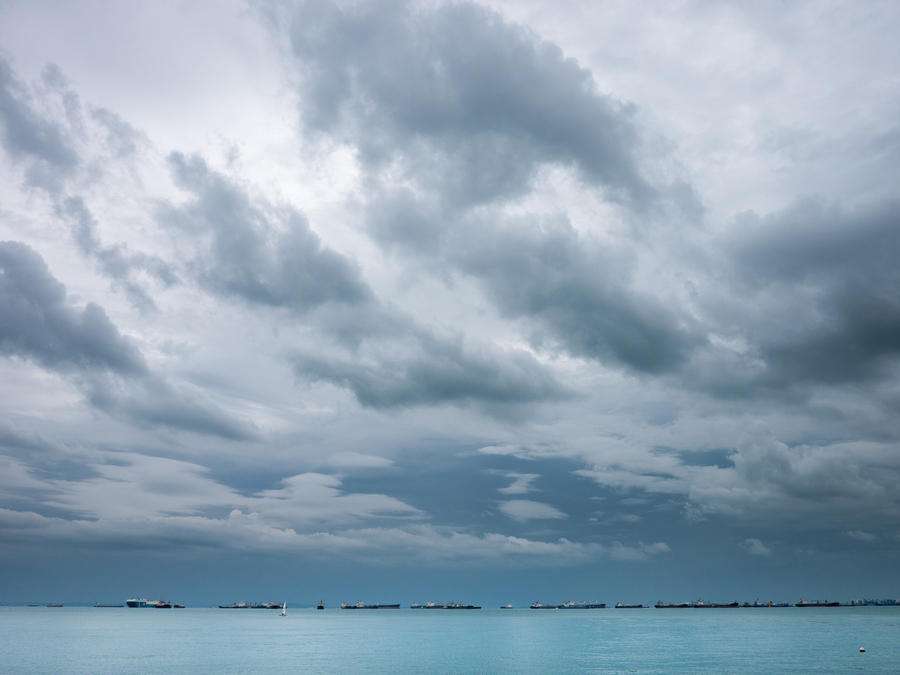 Monsoon by mbka