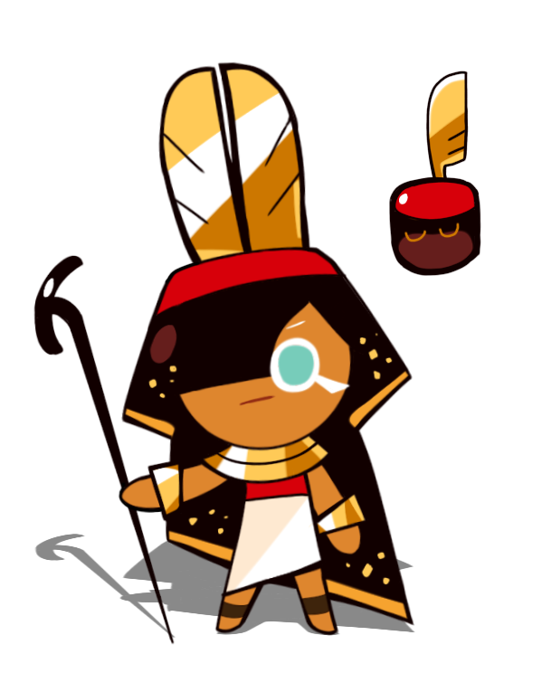 Cookie run OC : Tomb protector Cookie by MorpangII