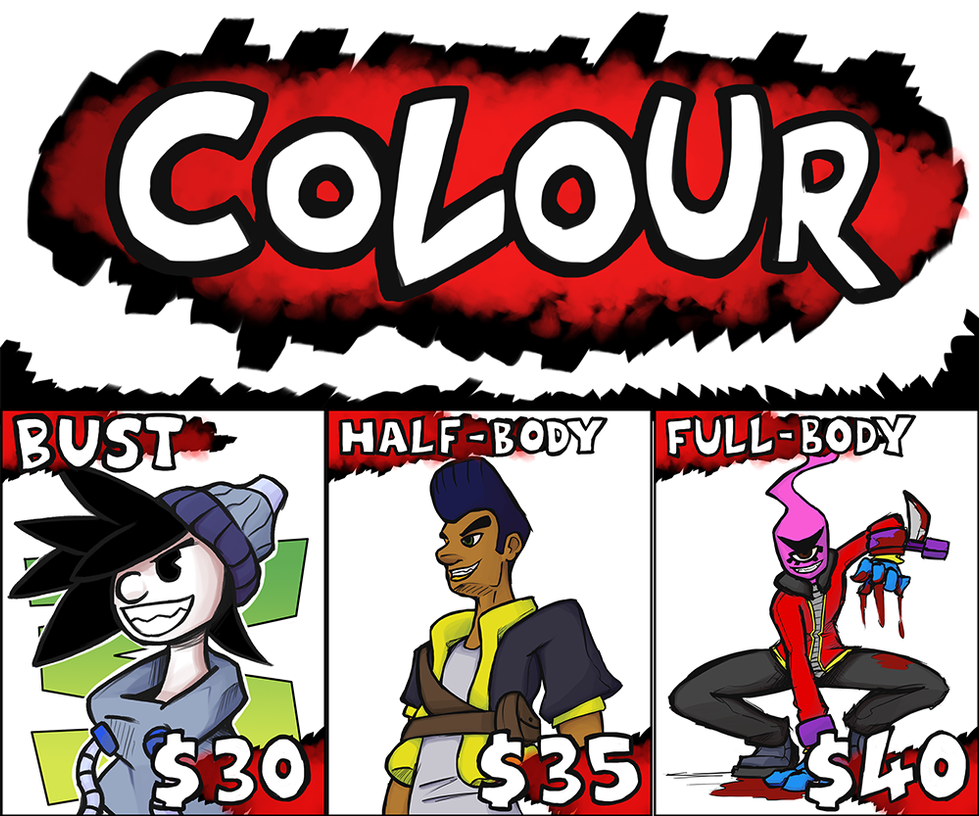 ColourSheet by TheonknownKLAW