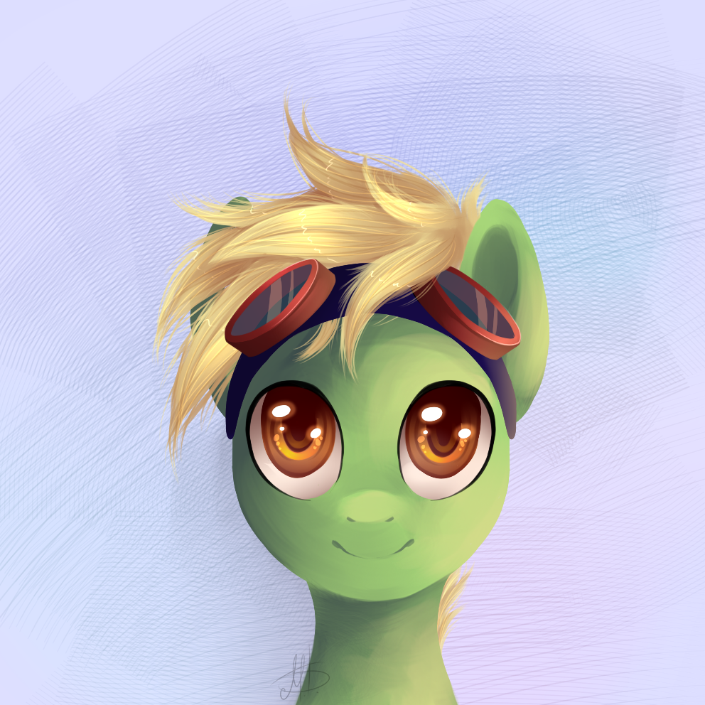 Lil'bro ( With speedpaint now )