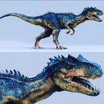 Allosaurus Adventure-Verse Dinosaur Profile