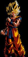 Goku (Broly Movie) SSJ Blue | 1 (Orig. Pallete 2)
