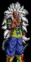 Goku SSJ5 Render 1 (Alt.1)