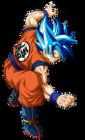 Goku SSGSS Render 1 (Alt.12)