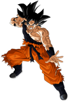 Goku Ultra Instinto Presagio Render 1 (Alt.1)