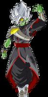 Zamas Cyborg Render 2
