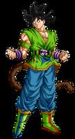 Goku Render 3
