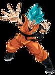 Goku SSGSS Render 5 (Alt.1)