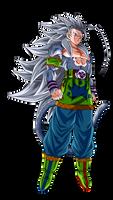 Goku SSJ5 | 2
