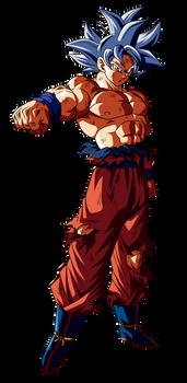 Goku Ultra Instinto | 1 (SDBH Promo. Palette)