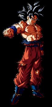 Goku Ultra Instinto | 1 (UI S SDBH Promo. Palette)