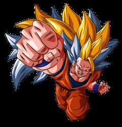 Goku SSJ8 | 2