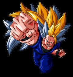 Goku SSJ8 | 2 (Original Palette)