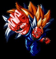 Goku SSJ8 | 2 (Nice Palette)