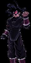 Crimson Masked Saiyan | 1 (SDBH Anime Palette)